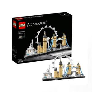 LEGO 乐高 Architecture 建筑系列 21034 伦敦街景265元包税包邮(需用券)