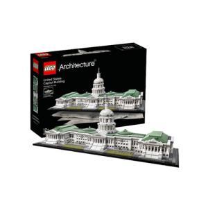 LEGO 乐高 建筑系列 21030 美国国会大厦629元包邮包税