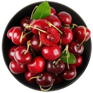 智利进口车厘子 大果 J级 1磅 果经约26-28mm 新鲜水果55.9元