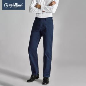 goldlion 金利来 EPCEC963006 男士纯色休闲裤299元包邮