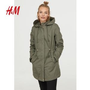 H&M DIVIDED HM0393447 女士大衣