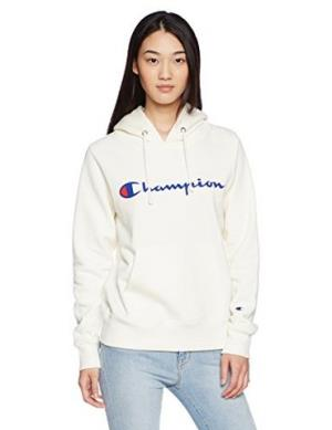 Champion 冠军牌 CW-L109 女士纯棉连帽卫衣268.43元