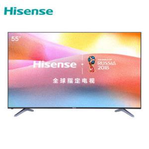 Hisense 海信 LED55EC500U 55英寸 4K超高清 VIDAA4.0 智能电视2299元