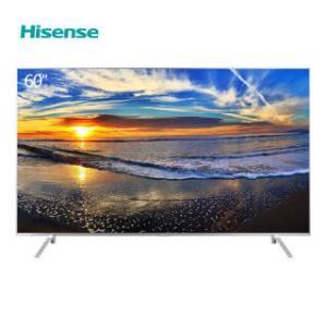 海信(Hisense) LED60EC680US 60英寸 4K液晶电视 3699元