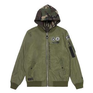 Aape 连帽MA1夹克 年货价1998
