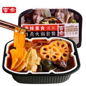 云亭 网红方便自煮火锅 360g (第二件9.9元)13.9元包邮