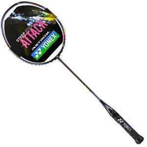 YONEX 尤尼克斯 中性 羽毛球拍天斧全碳素约68克未穿线 ASTROX22 哑光黑589元