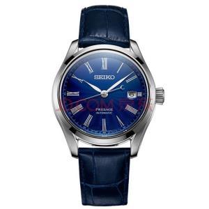 SEIKO 精工 PRESAGE系列 SPB075J1 男士机械腕表(需用券)8019元