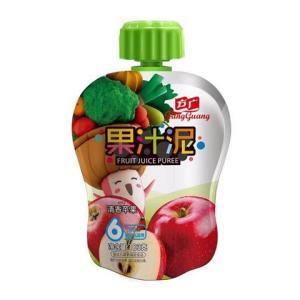方广 宝宝营养辅食 清香苹果果汁泥2.99元