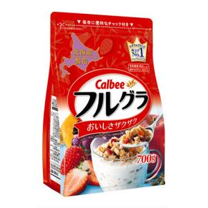 Calbee 卡乐比 北海道产富果乐水果麦片 700g*2件 99元(合49.5元/件)99元包邮