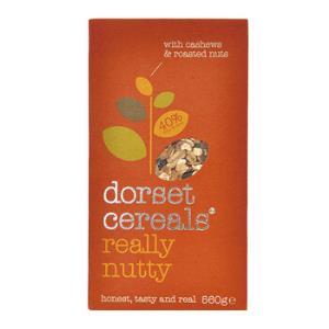 多赛特谷 Dorset Cereals 什锦坚果风味麦片 560g *6件154元(合25.67元/件)