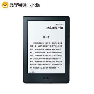 亚马逊Kindle Paperwhite 电子书阅读器墨水屏学生小说电纸书平板928元