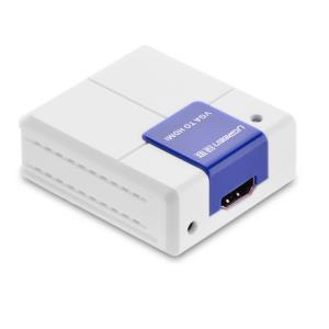 绿联VGA转HDMI转换器线带音频适用小米盒子Xbox天猫魔盒ps4电脑连电视投影仪显示器接口高清视频转接头149元