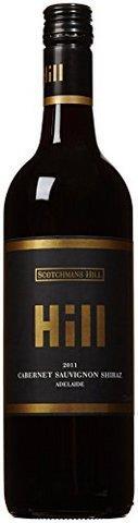 黑五大促 Scotchmans Hill 史哥玛山阿德雷德赤霞珠西拉葡萄酒 750ml(需用活动码) *3件    79元包邮
