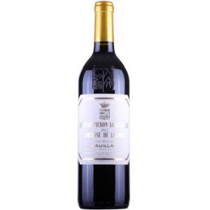 京东海外直采 1855二级庄 碧尚女爵庄园干红葡萄酒/红酒 2012 法国波亚克产区 750ml 原瓶进口 879元