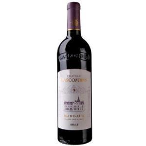 京东海外直采 1855二级庄 力士金古堡干红葡萄酒/红酒 2014 法国玛歌产区 750ml 原瓶进口+凑单品 522.6元