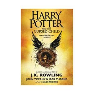 《哈利波特与被诅咒的孩子》 英文原版