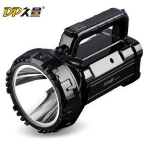 久量 LED强光远射可充电探照灯 券后¥38