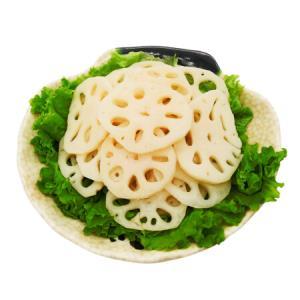 闲居人  莲藕片400g  清水藕片   水煮莲藕  火锅食材9.9元
