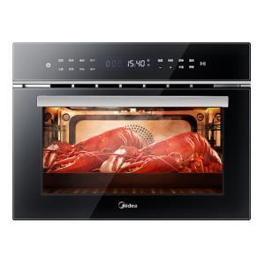 美的 (Midea)侯爵 蒸箱嵌入式蒸箱烤箱二合一 家用蒸烤一体机 58L大容量 TQN36TTZ-585299元