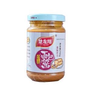 楚��翔 白芝麻面包酱210g   沙拉面包涂抹  火锅蘸酱 热干面 拌面酱 调料调味品 210g9.9元