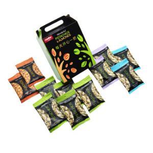 美国进口 万多福(Wonderful) 加州进口坚果每日优选装550g(50g*11包) 开心果 年货坚果礼盒98.1元