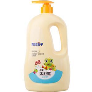 FROGPRINCE 青蛙王子 儿童洗发沐浴二合一 1.1L 牛奶精华 *4件75.6元(合18.9元/件)