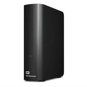 WD/Western Digital Elements 8TB 桌面硬盘 过年要换个大房子1131元免运直邮 囤货好价