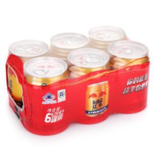 红牛 维生素功能饮料 250ml*6罐 组合装31.9元