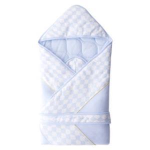 好孩子(GB)新生儿婴儿抱被 春秋冬全棉针织夹棉襁褓包被180g 119元