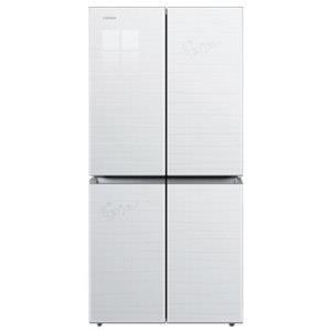 KONKA 康佳 BCD-396MN 十字对开门冰箱 396升1949元
