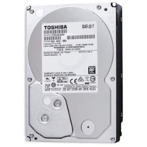 TOSHIBA 东芝 DT01ACA200 7200转 64M SATA3 机械硬盘 2TB389元
