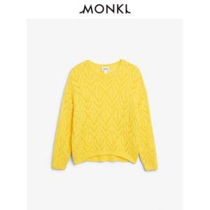 MONKI 0554711 女士马海毛针织衫48元