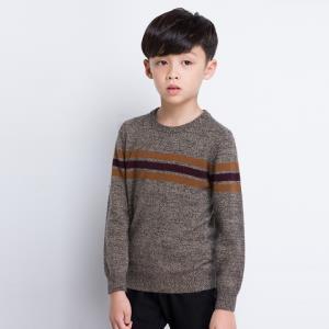 考拉工厂店 小绅士青少年羊绒衫120-160厘米