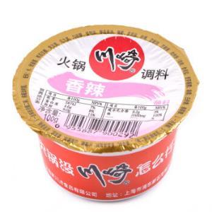 川崎 火锅调料蘸料 香辣 100g *13件52.7元(合4.05元/件)