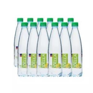 拉脱维亚进口 德拉 柠檬酸橙味饮料 500ml*12瓶 果味饮料 整箱装 *5件99.5元(合19.9元/件)