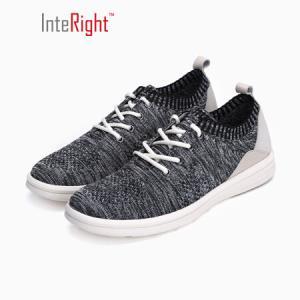 INTERIGHT 男士系带飞织休闲鞋 *2件 337.9元(合168.95元/件)