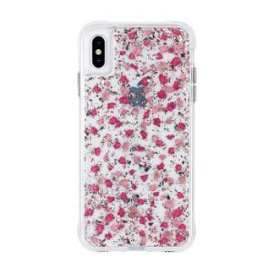 CASE-MATE 苹果iPhone XS Max 6.5英寸金箔ins风小碎花花瓣手机壳218元