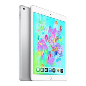 Apple 苹果 iPad 平板电脑 2018新款 9.7英寸(128G WLAN/A10/Retina屏/MR7K2CH/A)银色
