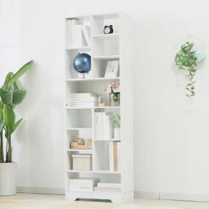 家乐铭品 书柜书架现代简约办公柜储物柜收纳柜文件柜置物架 A682 *2件308元(合154元/件)