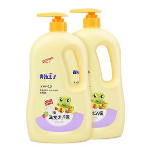 15日10点: FROGPRINCE 青蛙王子 洗发水沐浴露二合一 1.1L*2瓶¥24.95