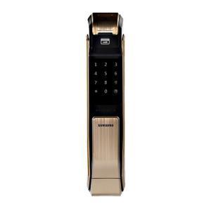 SAMSUNG 三星 SHP-DP718 智能指纹锁(香槟金)2780元包邮(需用券)