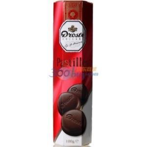 荷兰进口 Droste 多利是浓味条装巧克力 糖果零食 100g *10件99元(合9.9元/件)