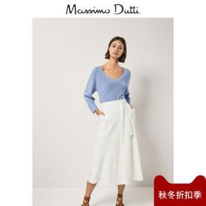 Massimo Dutti 05607662406 女士针织毛衫220元