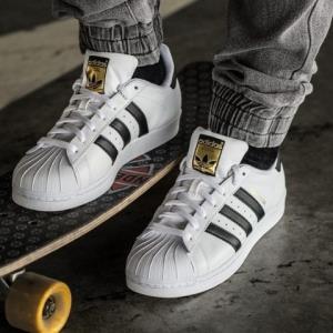 adidas 阿迪达斯 Superstar 80S系列 中性款贝壳头板鞋381.6元包邮