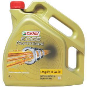 Castrol 嘉实多 极护 FST Professional Longlife III 5W-30 C3 全合成机油 4L