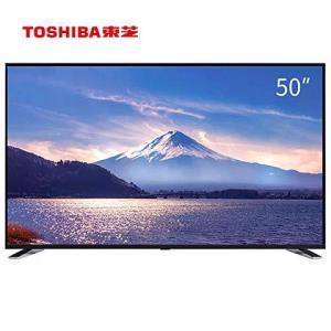 Toshiba 东芝 50U5850C 50英寸 4K液晶电视 2299元
