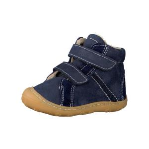PEPINO 派皮诺  EDDY 系列 儿童魔术贴短靴 深蓝 6-18个月 *2件 189元(合94.5元/件)