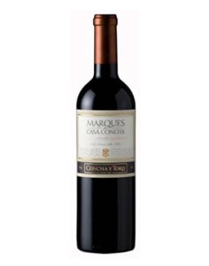 Marques de Casa Concha 干露 侯爵 卡本妮苏维翁 红葡萄酒 750ML149元包邮