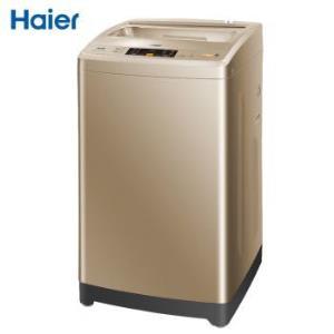 海尔(Haier) 8.5公斤/Kg智能变频全自动波轮洗衣机 EB85BM59GTHU1 1499元